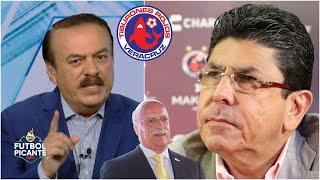 'Va a ARDER Troya en el futbol mexicano' si Fidel Kuri expone a Enrique Bonilla   Futbol Picante