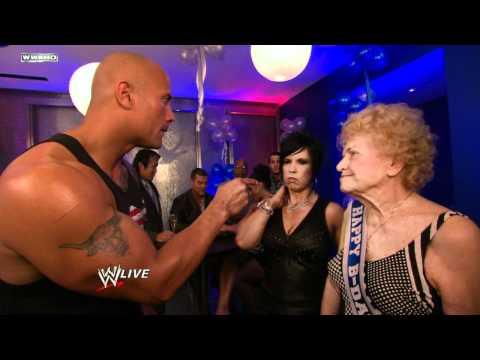 Raw: John Cena interrupts a romantic moment
