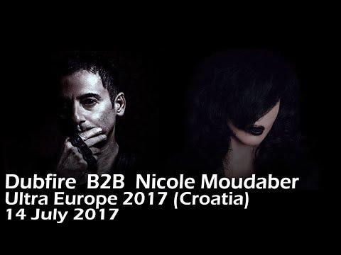 Dubfire B2B Nicole Moudaber @ Ultra Europe 2017, Croatia (14 July 2017)