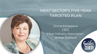 """Meat sector's five-year targeted plan"" with Sirma Karapeeva"