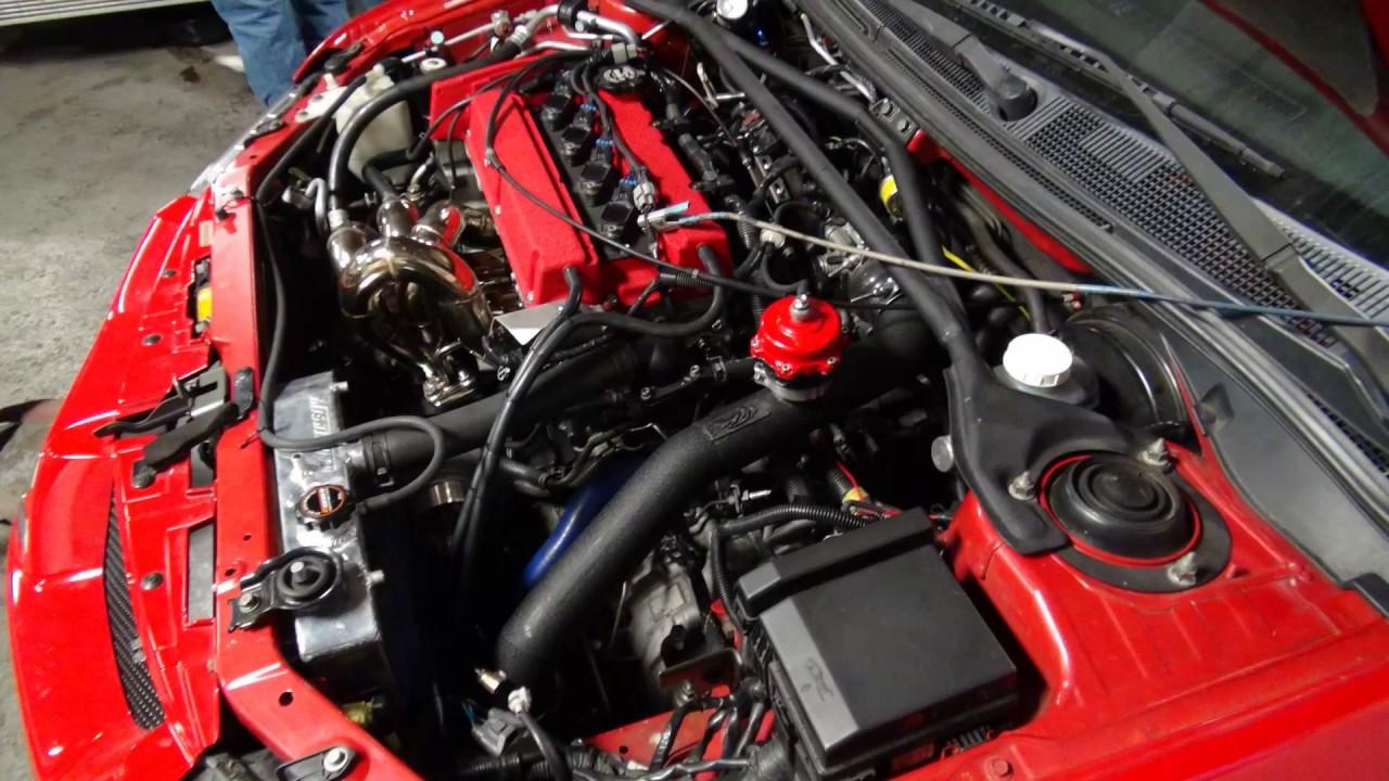 Evo 8 2 4l 6266 e85 600whp PSI PROformance built