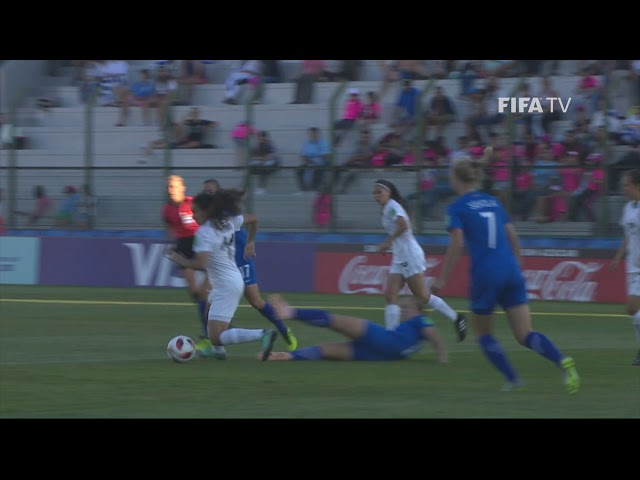 GOAL OF THE TOURNAMENT - NOMINEE - ESPERANZA PIZARRO (Uruguay)