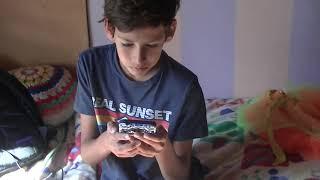 Uso del celular y juegos