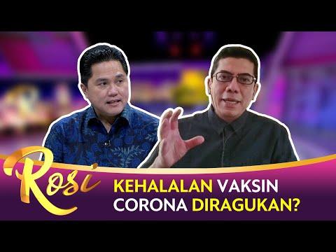 Perlukah Meragukan Kehalalan Vaksin Corona? - ROSI (Bag 2)