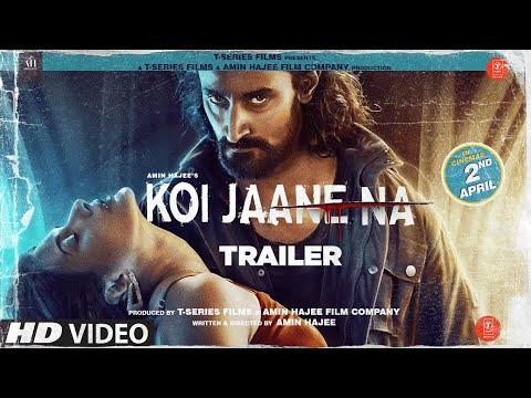 Koi Jaane Na: Official Trailer | Amyra Dastur, Kunal Kapoor | Amin Hajee | 2nd April