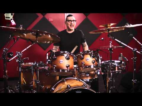 Gil Sharone On Remo Drumheads