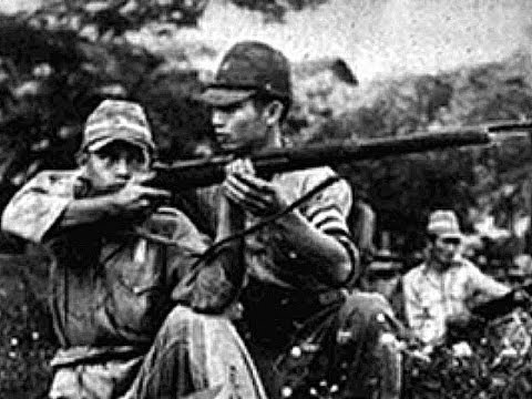 Indonesian Independence War And Japan