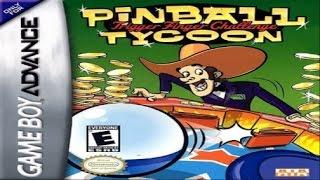 Pinball Tycoon - GBA (Gameplay)
