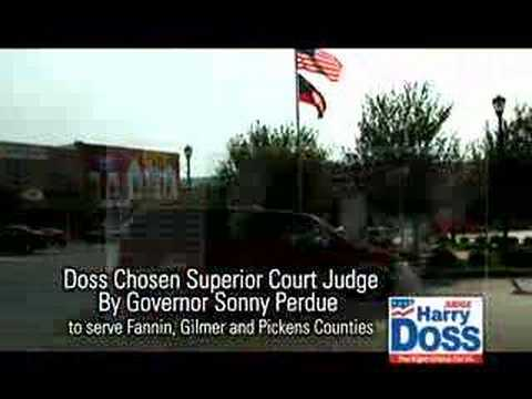 Judge Harry Doss 1