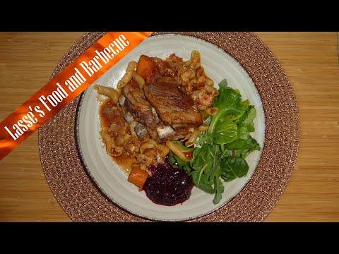 Lamb Shoulder - Crock Pot Recipe - Easy