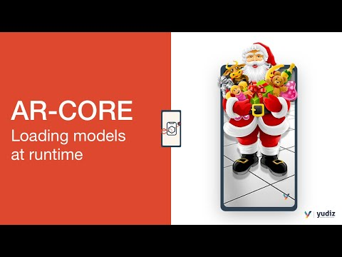 ARCore: Loading 3D models at runtime | AppFutura