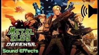 Sound Effects | Metal Slug Defense