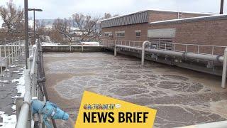 Water redirected to OK Lake