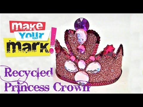 Princess Crown DIY