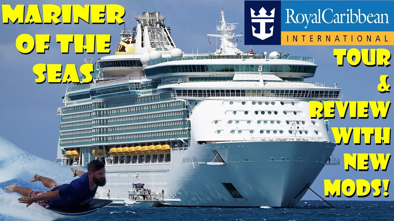 Mariner Of The Seas >> Royal Caribbean Mariner Of The Seas Full Ship Tour Review Showing New 120 Million Modifications