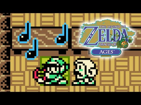 Zelda Oracle of Ages - Tune of Currents #8