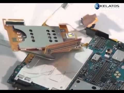 Desarmar Sony Ericsson Xperia Ray