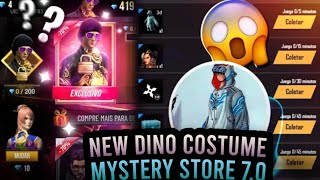 Free Magic Cube | Mystery shop 7.0 | Free Weapon Skin | New Events | Garena Free Fire - Gaming Aura