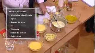 Aula 12 - Métodos de preparação e confeção de molhos - Chefs' Academy