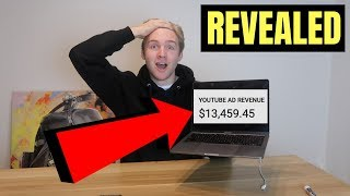 The REAL TRUTH About How Much YouTubers Get Paid…