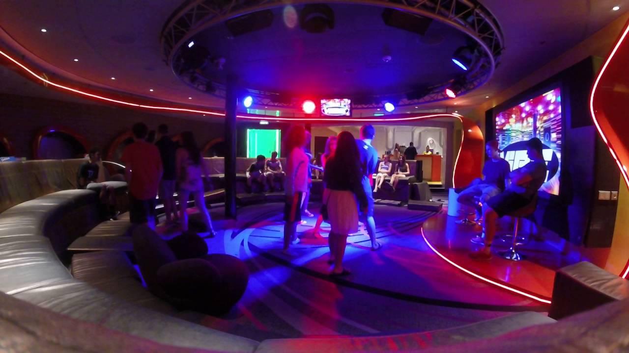 Disney Dream Vibe Club Midnight Dance.