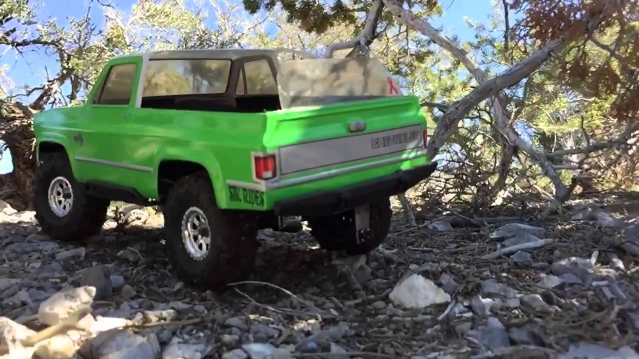 Chevy K5 Concept | Motavera.com