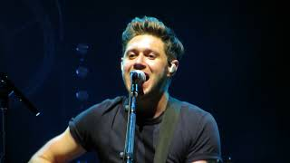 Niall Horan Finally Free Tinley Park
