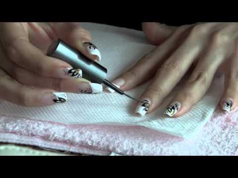 Decoracion p talos con esmalte petici n youtube for Decoracion de unas con esmalte