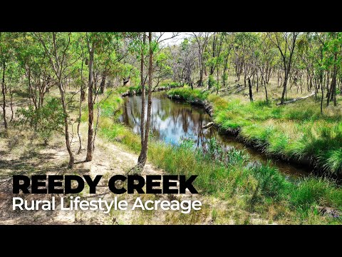 Reedy Creek 373 Acres Rural Lifestyle Retreat For Sale.