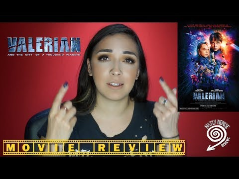 Valerian City Of A Thousand Planets Movie Review