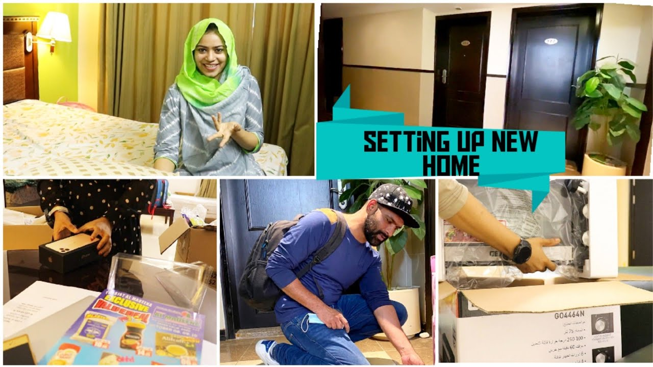 Setting Up New Home / Day in my life tamil / Zulfia's Recipes / tamil vlog