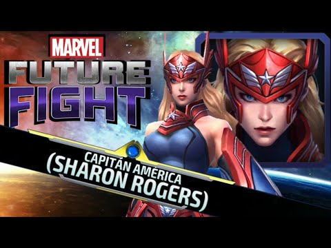 Sharon Rogers Categoría 2 [Requisitos] | Marvel Future Fight