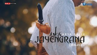Download Lagu Arya Galih - Saksi Jayengrana - Video Lirik mp3