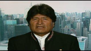 EXCLUSIVO: Entrevista a Evo Morales