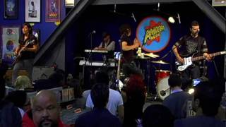 Zoé live at Amoeba Music: Via Lactea & No Me Destruyas