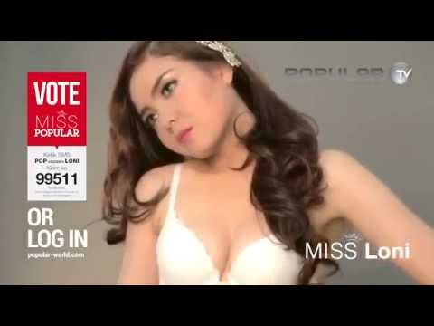 Popular Magazine Miss Popular  Runway Angel Atria Loni The Unique One Youtube