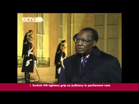 Chadian President Agrees With French Move