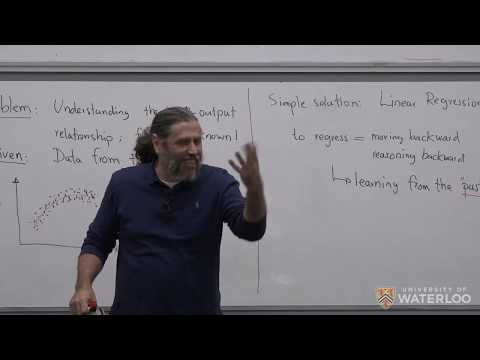 Machine Intelligence - Lecture 10 (Regression, Neurons, Perceptron, Learning)