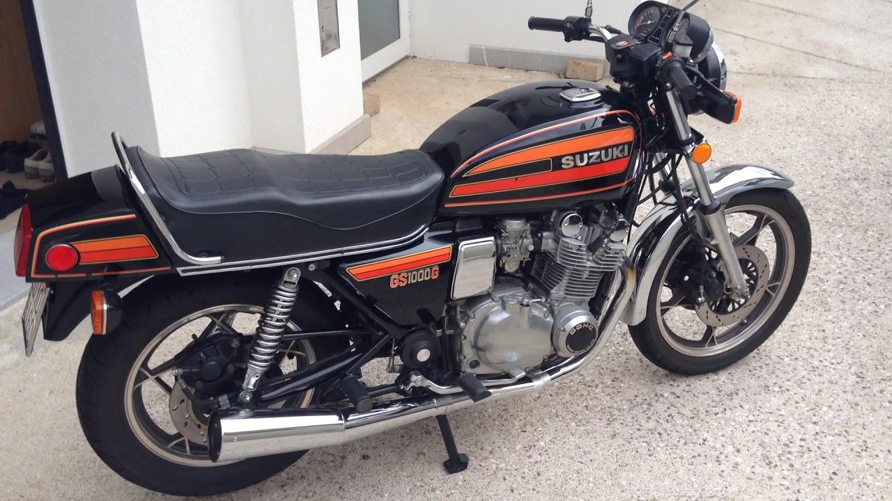 Suzuki GS1000G 1980