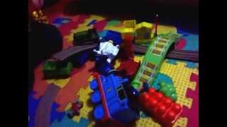 Thomas y sus amigos... Un Accidente puede ocurrir por AMARITO.