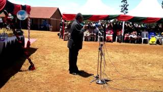 13000 students benefit from Nyeri county bursery fund