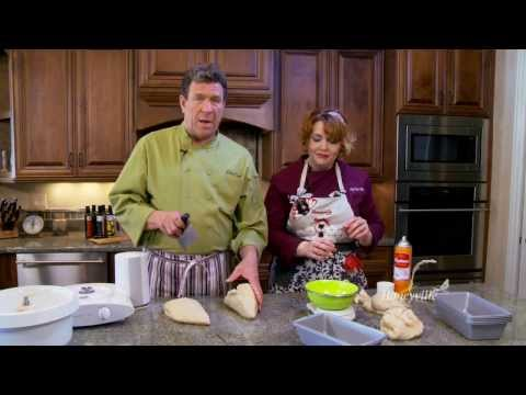 Honeyville Whole Grain Bread with Chef Brad & Chef Tess