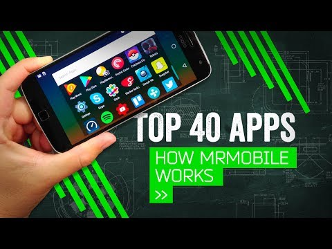 Thumbnail: What's On MrMobile's Phone?