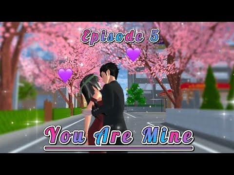 "Download ""You Are Mine💜"" episode 5  Drama Sakura School Simulator "