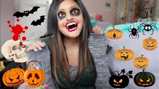 The Halloween Tag! // Jasmine Sky Thumbnail