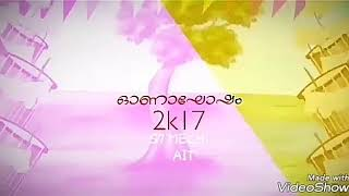 Onam promo by royal mech AIT
