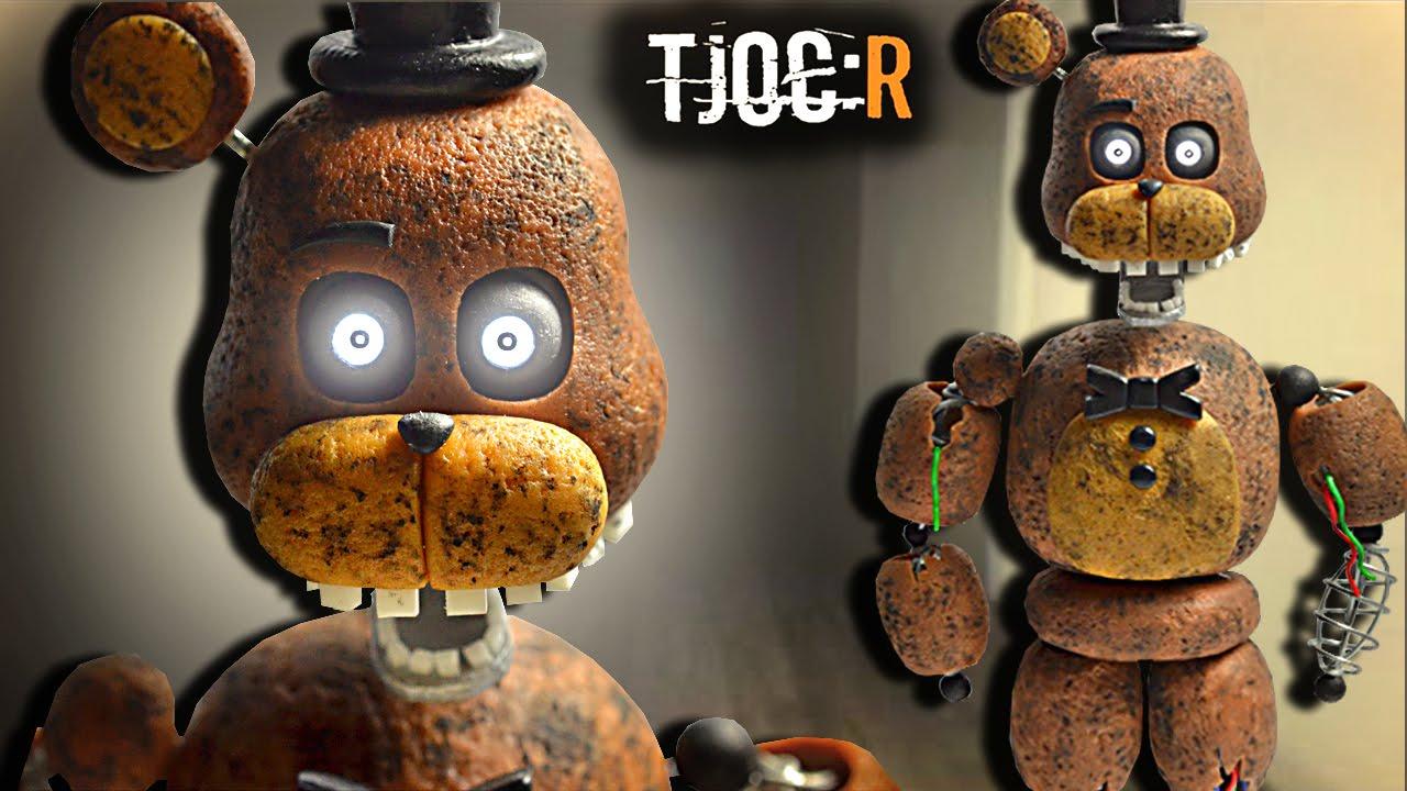 How To Make Ignited Freddy Led Eyes ★ Tjoc R Polymer
