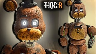 How to make IGNITED FREDDY (LED eyes) ★ TJOC:R  ➤Polymer clay Tutorial Giovy thumbnail