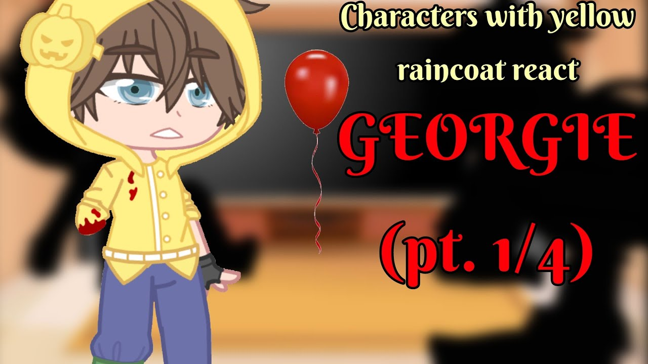 Download Characters with Yellow Raincoat react to eachother Part 1/4 Gacha Club Not my idea Please check desc