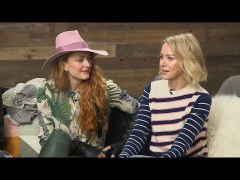 Naomi Watts discusses her film